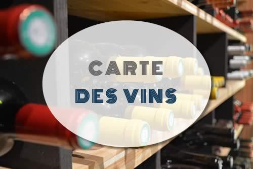 Carte vins