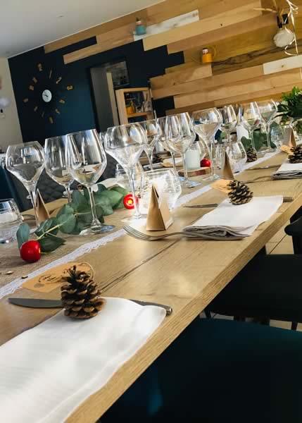 Restaurant La Route Bleue - La Fouillouse